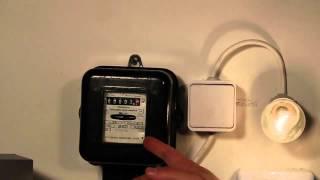 Cum sa opresti contorul electric?