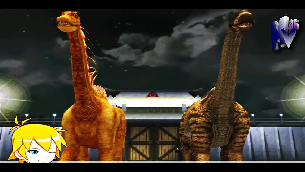Dinosaur King Arcade Game 古代王者恐竜キング Amargasaurus and ...
