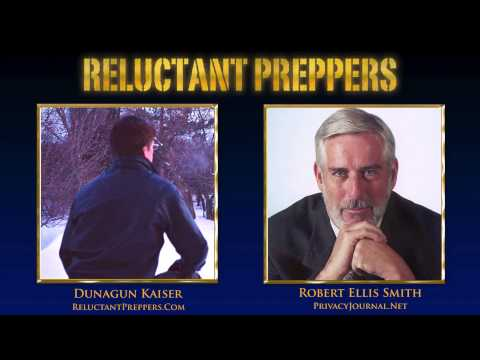 Reclaim Your PRIVACY to Safeguard Your Preparedness | Robert Ellis Smith (ENCORE)