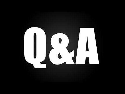 Business I Industry Q & A