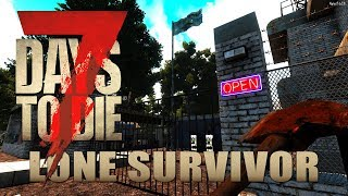 Besuch beim Händler | Lone Survivor 017 | 7 Days to Die Alpha 17 Gameplay German Deutsch thumbnail