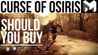 Destiny 2 Curse of Osiris DLC Review: Should you buy it?