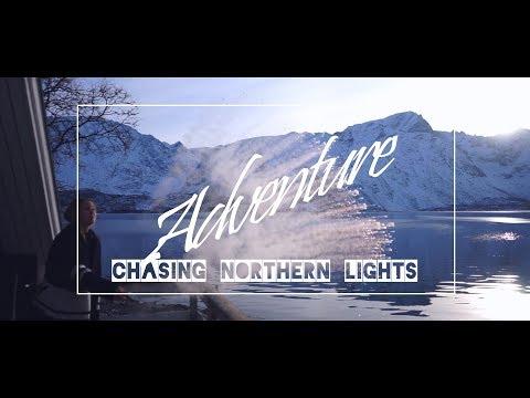 Tromsø and Northern Lights - World travel Vlog with GoPro Hero 6 + Feiyu WG2 Gimbal