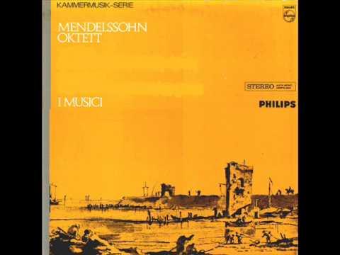 Mendelssohn-Octet in E-flat Major op. 20 (Complete)