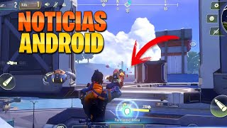 Fortnite Android Enhanced, New Fortnite Copy and Free Fire ANDROID News