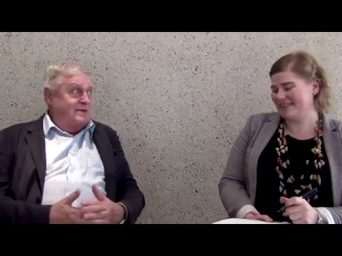 Story Act 1 2016: 5 Minutes with Max Gillies