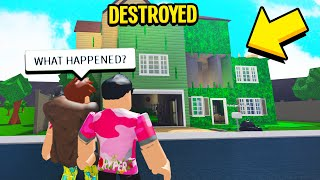 I SAVED A YouTuber From AnOldWanderer.. But What We Found Outside Will SCARE You.. (Roblox)