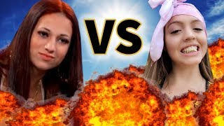 CASH ME OUTSIDE VS WOAHHVICKY  | Before They Were Famous