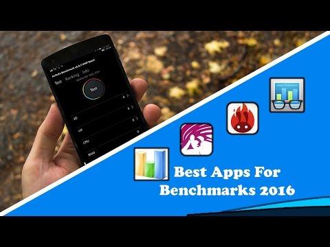 Best Benchmarking Apps 2016