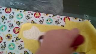Veja Como Colocar Nome em Toalhinhas com a Técnica Patch Aplique