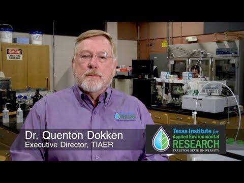 Tarleton's Texas Institute of Applied Environmental Research (TIAER) Hurricane Harvey Initiative