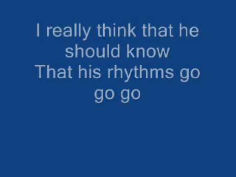 The Boy Does Nothing - Alesha Dixon (lyrics)