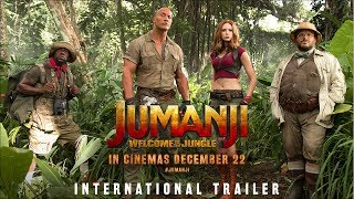 Jumanji: Welcome To The Jungle - International Trailer #2 | In Cinemas Dec 22
