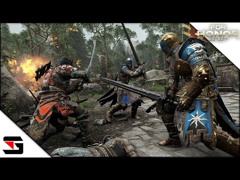 For Honor Open Beta Gameplay!
