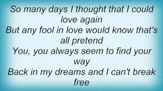 Lionel Richie - I Hear Your Voice Lyrics