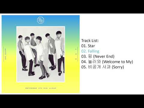 [Full Album] BOYFRIEND – NEVER END (Mini Album)