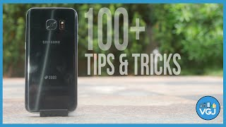 100+ Samsung Galaxy S7 Tips and Tricks - Ultimate Quick Guide for Galaxy S7, Galaxy S7 Edge, Note 7