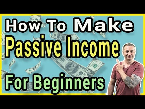 Easiest Way To Start To Earn A Passive Income Online For Beginners