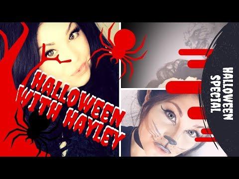Halloween Fruit Carving   Top 5 Halloween Tips   Halloween With Hayley