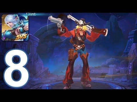 Mobile Legends: Bang Bang - Gameplay Walkthrough Part 8 - Ranked (iOS, Android)
