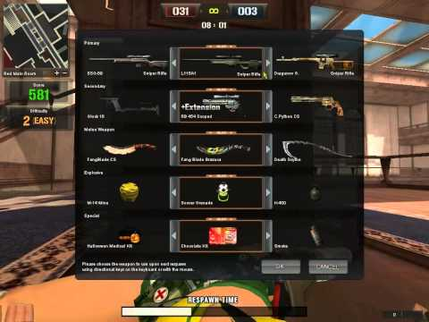 Point Blank offline 2015 Gameplay test