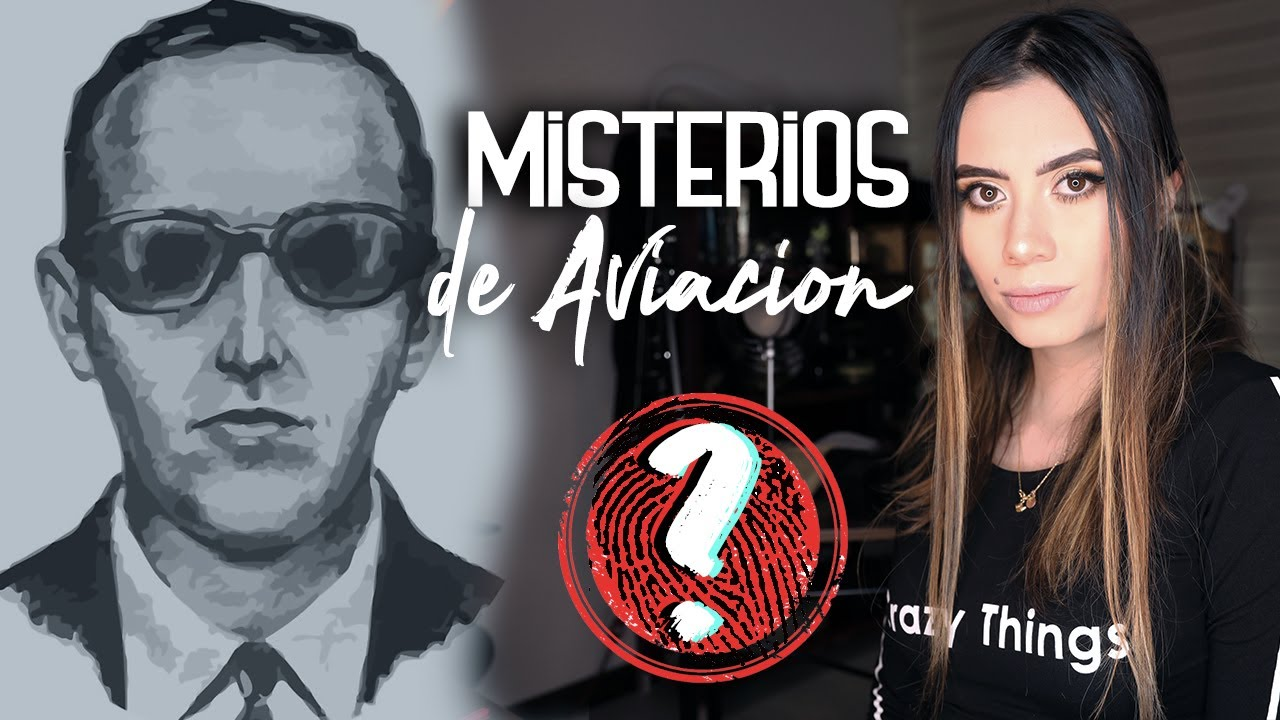 ¡8 MISTERIOSAS HISTORIAS de AVIACIÓN! - Paulettee