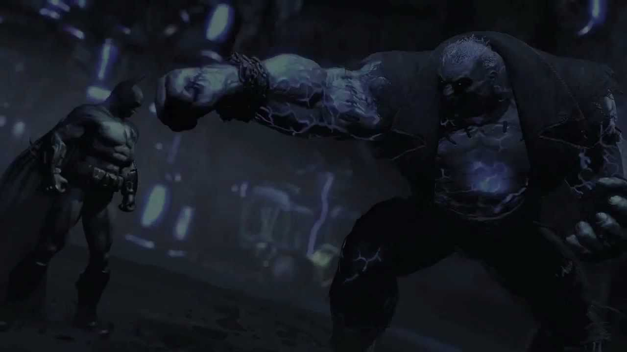 batman arkham city trailer - photo #31