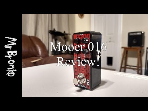 Mooer 016 Phoenix Review!