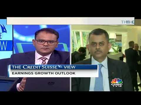 Credit Suisse View: Neelkanth Mishra