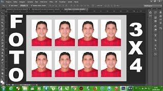 Como fazer sua FOTO 3X4 no Photoshop - S1 Designer