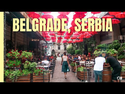 Top Things to do in BELGRADE SERBIA!! Not what you expect! (Belgrade Travel Guide)