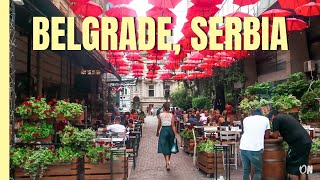 Top Things to do in BELGRADE SERBIA!! Not what you expect!