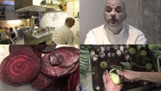 Gastronomie Paris, la nouvelle vague des chefs : Claude Colliot / French cuisine, the new chefs