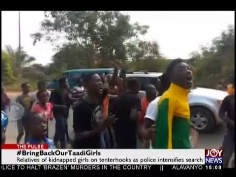 #BringBackOurTaadiGirls – The Pulse on JoyNews (22-1-19)