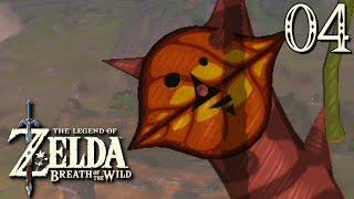 Zelda Breath of the Wild #04 : RENCONTRE AVEC UN KOROGU !