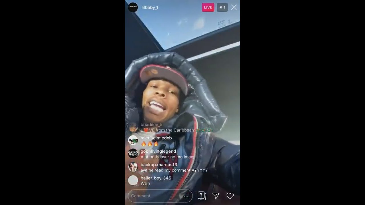Lil Baby Playing Unreleased Snippets???? from FUTURE ALBUM   #4PocketsFull #4PF #2019 ????
