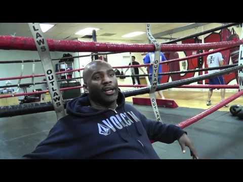 Maromero Paez Made Boxing Fun