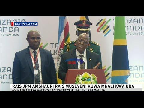 rais-magufuli-alivyomshauri-rais-museveni-kuhusu-wanaochelewesha-mradi-bomba-la-mafuta