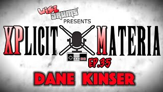 Episode 35 - Nerd talk with Dane Kinser! | Nintendo Switch Lite, RPGs, Days Gone, Resident Evil