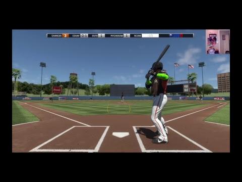MLB the show 17 Chipper Wood RTTS Offseason