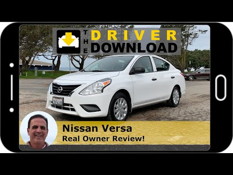 Nissan Versa - Owner Review: It's Affordable, but is it Reliable? & more...  | The Driver Download