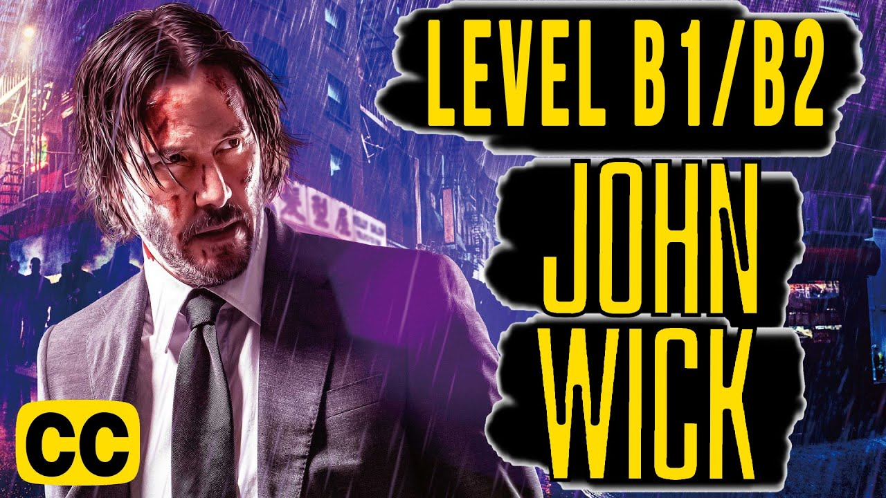 Download Learn English With Movies | John Wick 01
