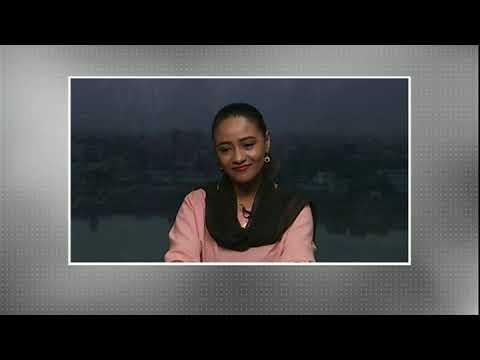 بي_بي_سي_ترندينغ: محاكمة الفنانة السودانية #منى_مجدي بسبب ارتدائها بنطالا أخضر في حفل غنائي  - 17:55-2018 / 10 / 22