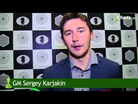Sergey Karjakin Wins The FIDE Candidates