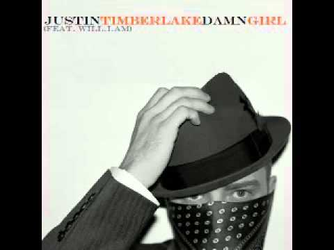 Justin Timberlake - Damn Girl (Official Audio)