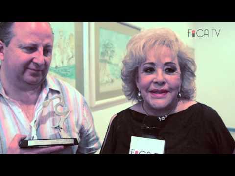 Entrevista Silvia Pinal FICA 2014
