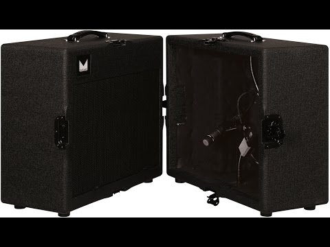Morgan Amps Chameleon Isolation and Extension Cab Review by Sweetwater
