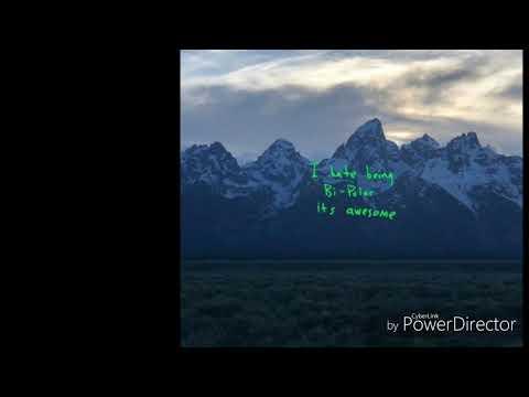 Kanye West - Yikes (Audio)(New)
