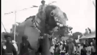 Chatrapati Rajaram Maharaj rare video from 1928 in Pune