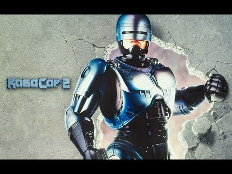 RoboCop 2(1990) Movie Review & Retrospective